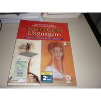 Livro Portugues Linguagens 2 Série-william Roberto Cereja-