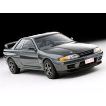 Miniatura De Nissan Skyline Gt R Bnr32 Cinza 1:43 Kyosho