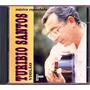 Turíbio Santos Cd Música Espanhola 1988 Violão