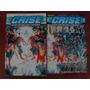 Crise Nas Infinitas Terras- Panini 2 Edições Liga Da Justiça