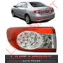 Lanterna Corolla Xei Altis Lado Esquerdo 2012 2013 2014 Led