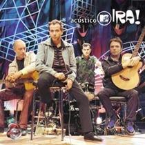 Ira - Acústico Mtv (cd Original E Lacrado)