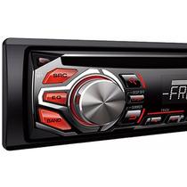 Toca Cd Player 1750 Radio Aux Mp3 Usb Pioneer Automotivo Deh