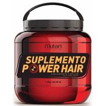 Suplemento Capilar Power Hair 18 X1 Mutari 1,7 Kg