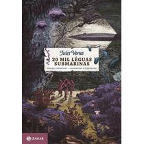 Livro - 20 Mil Léguas Submarinas - Coleção Clássicos Zahar