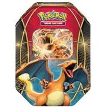 Pokémon Lata Power Trio Charizard - Ex