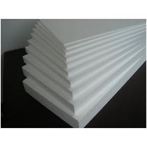 Placas De Isopor 50 Mm Pct C/5 Placas
