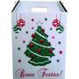 Caixa Cesta De Natal (pacote Com 25 Unidades)