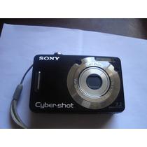 Camera Fotográfica Sony Cyber-shot Dsc-w55 7.2mpx Impecável