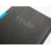 Capa Original Kindle Paperwhite 1 2 3 Magnetica Case Preta