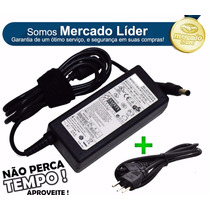 Carregador Notebook Samsung Rv411 Rv415 Rv419 Rv511 300e 19v