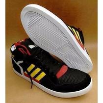 Adidas Sneakers Basquete Masculino Caddy Cano Alto