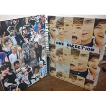 Caderno One Direction 16 Materias