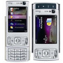 Carcaça Nokia N95 Prata