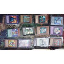 Lote Com 45 Cartas De Yugioh Originais Konami