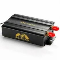Rastreador Veicular Tracker 103b Instalado