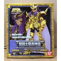 Tk0 Toy Cavaleiros Do Zodíaco Cloth Myth Gold Scorpio Milo