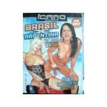 Dvd Brasil X Argentina O Amistoso Das Travas Frete Grátis