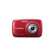 Máquina Fotográfica Panasonic Lumix Dmc-s3