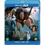 Blu-ray 3d Original Do Filme Tarzan - A Evolução Da Lenda
