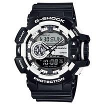 Relógio Casio G-shock Ga-400-1adr Garantia De Um Ano Casio