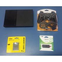 Ps2 Playstation 2 Pronto Para Rodar Por Usb Frete Grátis