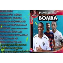 Bomba Patch 2016 Brasileirão Série A Frete Barato