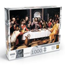 Quebra-cabeça 1000 Peças - Santa Ceia