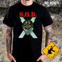 Camiseta De Banda - S.o.d. - Speak English Or Die