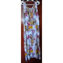 Vestido Em Malha Floral Plus Size 54 Da Loja Bitucha