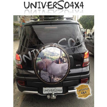 Capa Estepe Personalizada Spin, Pneu Original, Aircross, Eco