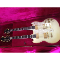 Gibson Usa Eds-1275 Double Neck Limited Edition Frete Grátis