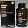 Mega Men Sport 180 Caps Gnc Multivitaminico Barato Top