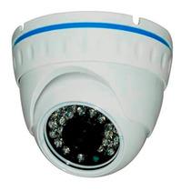 Camera Dome Metal Hdcvi 1.0 Mp 720p 1/3 24leds (intelbras)