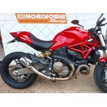 Ponteira Noriyoshi Gp Style Ducati Monster 821