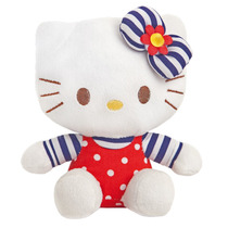 Boneca De Pelucia Hello Kitty Mariner Multibrink Bebe Store