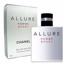 Perfume Chanel Allure Homme Sport Masculino Edt 100 Ml