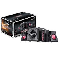 Caixa De Som Gx Gaming Genius Sw-g2.1 1250 38w Rms 2 Cx+sub