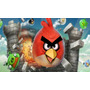 Painel Para Festas. Lona Banner Angry Birds