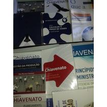 Coleção De Livros De Administração Chiavenato