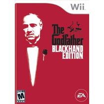 The Godfather Blackhand Edition - Nintendo Wii - Usado