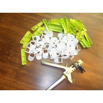 Niveladores Piso 1,2,3mm - 2000peças+alicate R$330,00