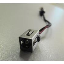 Conector Dc Power Jack Notebook Asus K43u Posto Diariamente