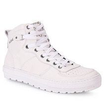 Bota Casual Masculina Mac Boot Osaka - Branco