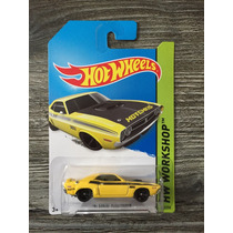 Hot Wheels 71 Dodge Challenger