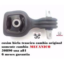 Coxim Biela Inferior Cambio Honda New Civic 1.8 Motor