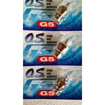 Vela Os G5 Motor Conversao Glow P/ Gasolina O.s 46 61 91 120