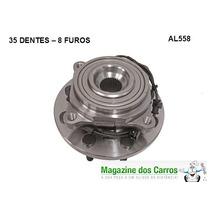 Cubo De Roda Dianteiro Dodge Ram 2500 4x4 C/abs 09/...