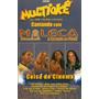 Multiokê Moleca 100 Vergonha - Dvd + Cd Novo - Frete Gratis