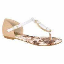 Sandália Anabela Beira Rio 8237.532 - Maico Shoes